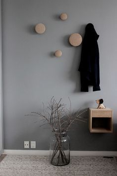 Dots wall hangers from Muuto