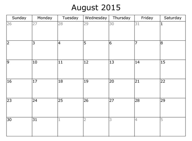 August 2015 Calendar with Holidays Template, Download a blank August 2015 Calendar printable include holidays us and more. You can also share August 2015 Calendar with Holidays on Facebook, Whatsapp, Google Plus, Twitter and Other Social Networking Websites. Let's have...Read more