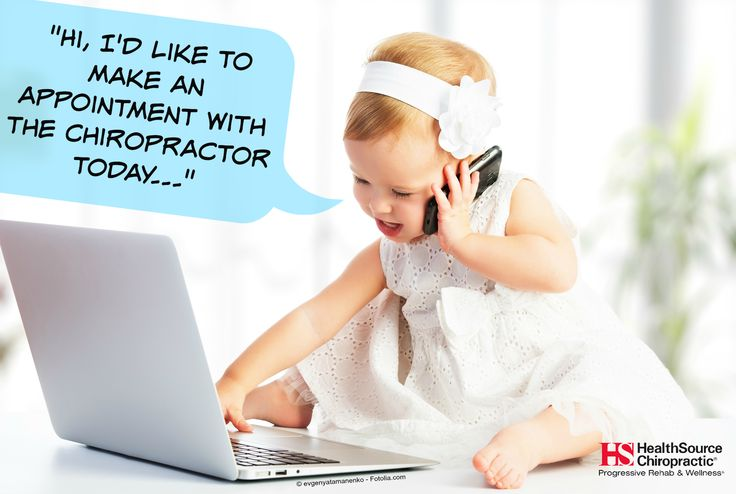 Scheduling your Chiropractic Appointment - HealthSource of Littleton CO Chiropractic