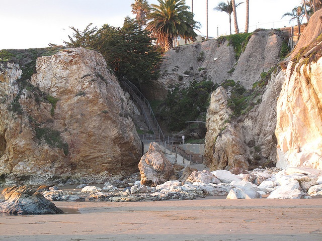 Beach Access Stairs By RoxTues, Via Flickr