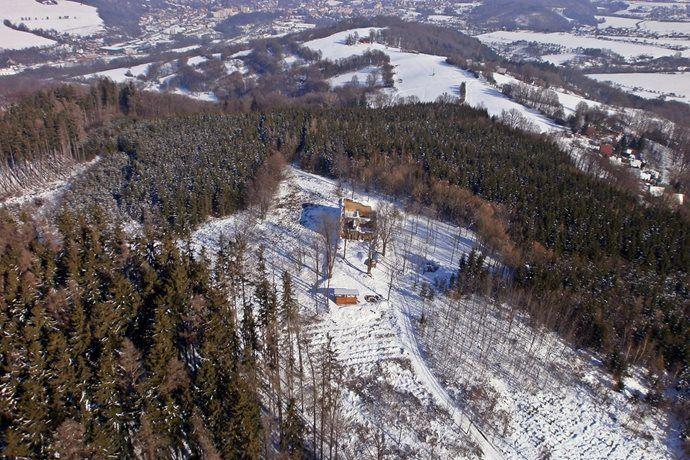 Kudy z nudy - Janův hrad na Janově hoře u Vizovic