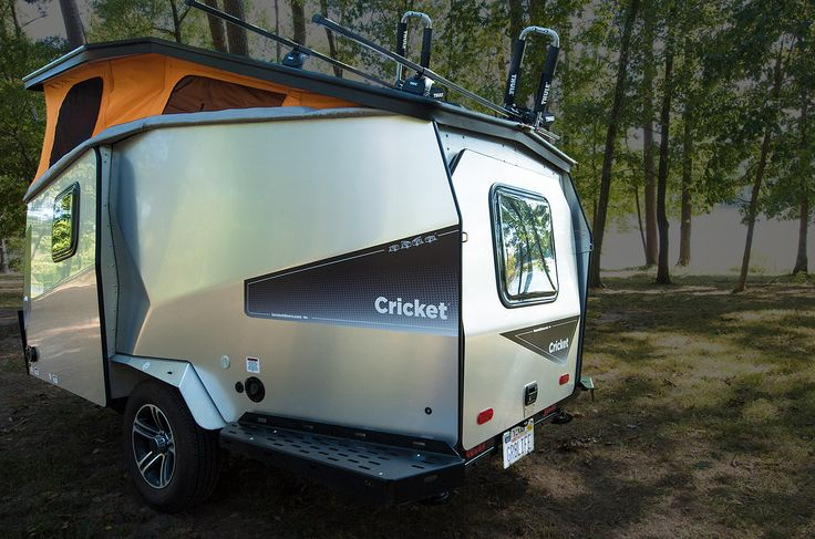 The Cricket Camper Trailer is the ultimate camper trailer for the outdoor enthusiast! Ultralight weight and compact means it can be towed by most cars.