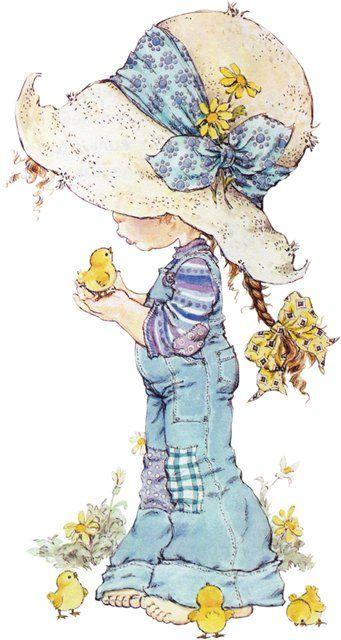 Художник-иллюстратор Сара Кей (Sarah Kay) / Красивые картинки, фото кукол / Бэйбики. Куклы фото. Одежда для кукол