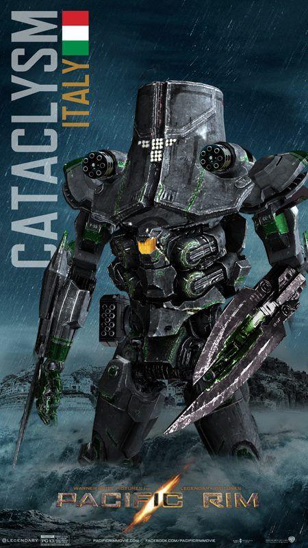 Pacific Rim German Jaeger