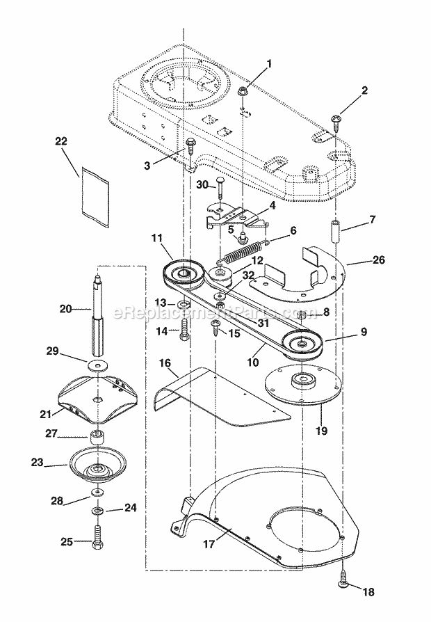 ariens 946501  000101  st622 6hp string trimmer schematics page c