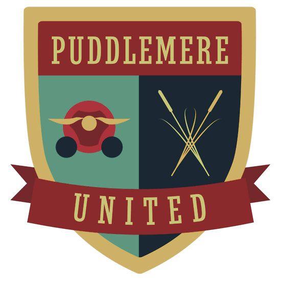 'Puddlemere United' T-Shirt by Artvark Creative | Oliver ...