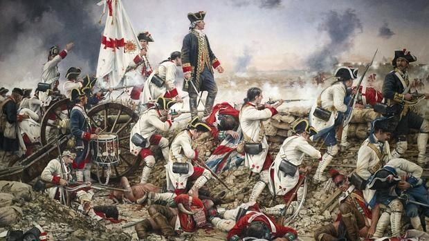 spanish crown troops of galvez against the british in the. Black Bedroom Furniture Sets. Home Design Ideas