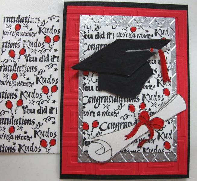 Graduation Day by SparklePlenty1000 - Cards and Paper Crafts at Splitcoaststampers