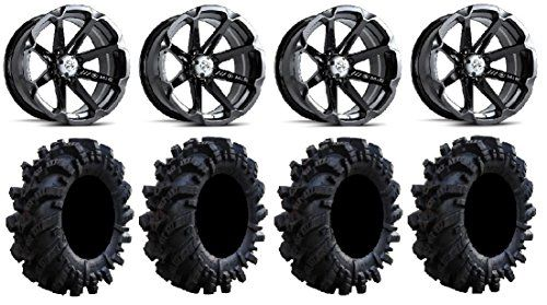 "Best price on Bundle - 9 Items: MSA Black Diesel 14"" ATV Wheels 28"" Intimidator Tires [4x137 Bolt Pattern 12mmx1.25 Lug Kit] //   See details here: http://bestmotorbikereviews.com/product/bundle-9-items-msa-black-diesel-14-atv-wheels-28-intimidator-tires-4x137-bolt-pattern-12mmx1-25-lug-kit/ //  Truly a bargain for the inexpensive Bundle - 9 Items: MSA Black Diesel 14"" ATV Wheels 28"" Intimidator Tires [4x137 Bolt Pattern 12mmx1.25 Lug Kit] //  Check out at this low cost item, read buyers'…"