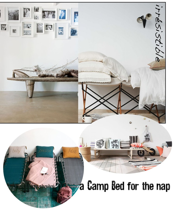 Crazy Cool Camp Bed Camps Beds And Design