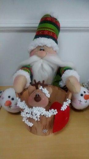 Canastas navideñas