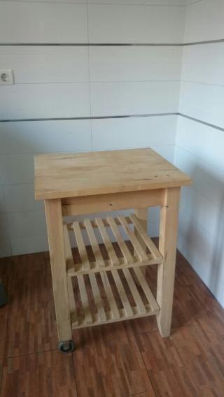 mueble auxiliar cocina