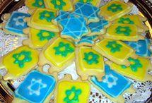 Torah Cookies for Simchat Torah