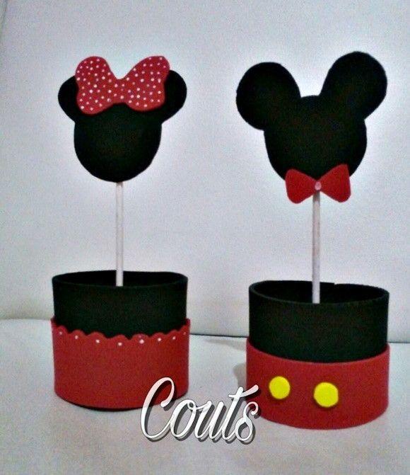 Decorar Mesa Mickey