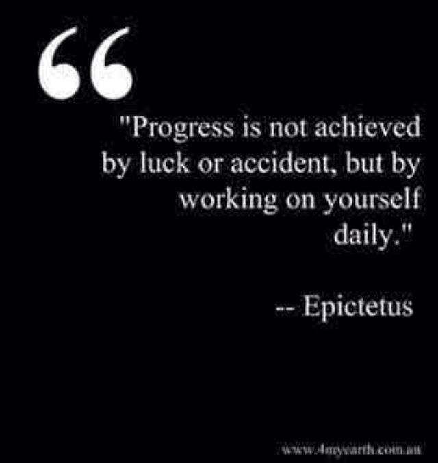 Progressing