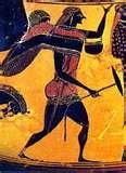16 - Como todo lo antiguo e importante, el mito y la leyenda se confunden con la realidad. A uno de los primeros personajes protagonistas que encontramos es al celebre Aristeo, hijo de una famosa ninfa, la muy bella Cirene y el padre es nada menos que el súper poderoso, héroe y buena persona, es decir un dios en todo el buen sentido de la palabra, nos estamos refiriendo al gran Apolo.