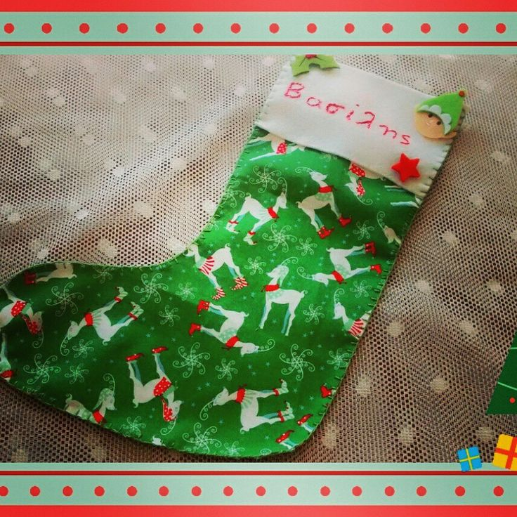 Stockings...santa