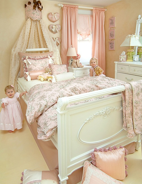 26 Best Shabbychic Little Princess Bedroom Images On Pinterest Bedroom Ideas Child Room And