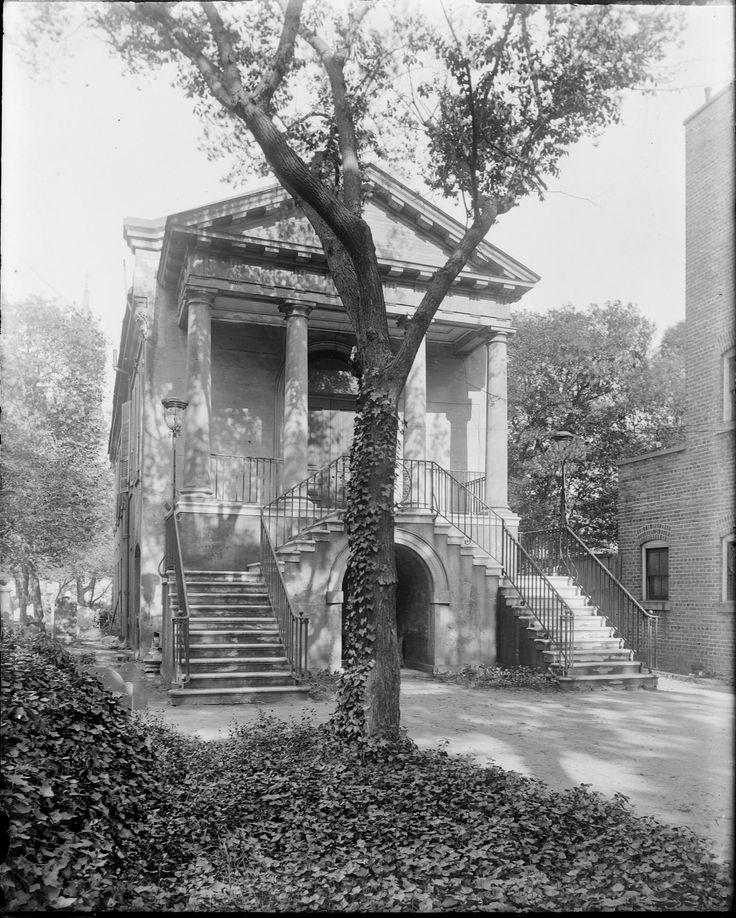 Historic Downtown Charleston Sc: 138 Meeting Street, Circular Congregational Church Parish
