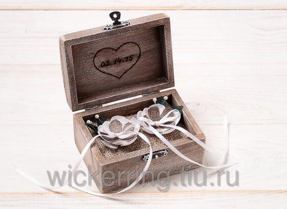 Свадебная шкатулка, фото 4