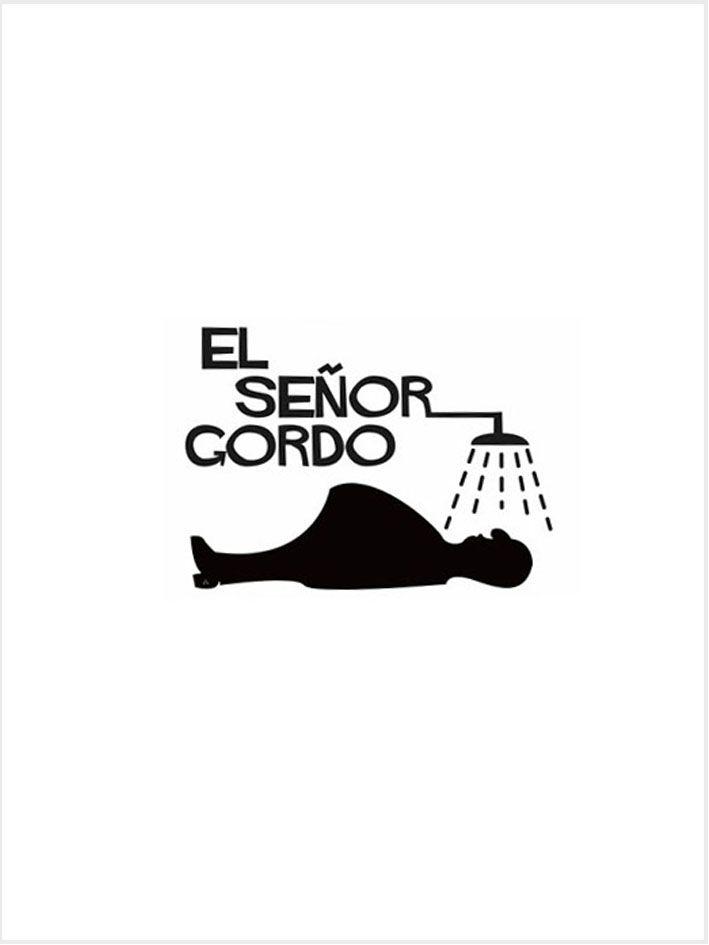 """Logotipo de """"El Señor Gordo"""""""