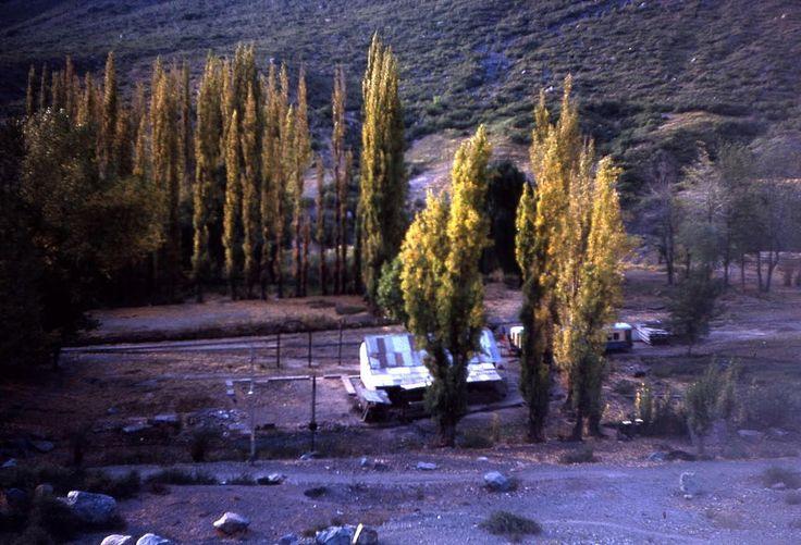 https://flic.kr/p/KFfq7o | Chile, 1963, coleccion de Ryan Stansifer |  Explotado por el Ejército ( Ferrocarrileros de Puente Alto) servía desde Puente Alto al Volcán