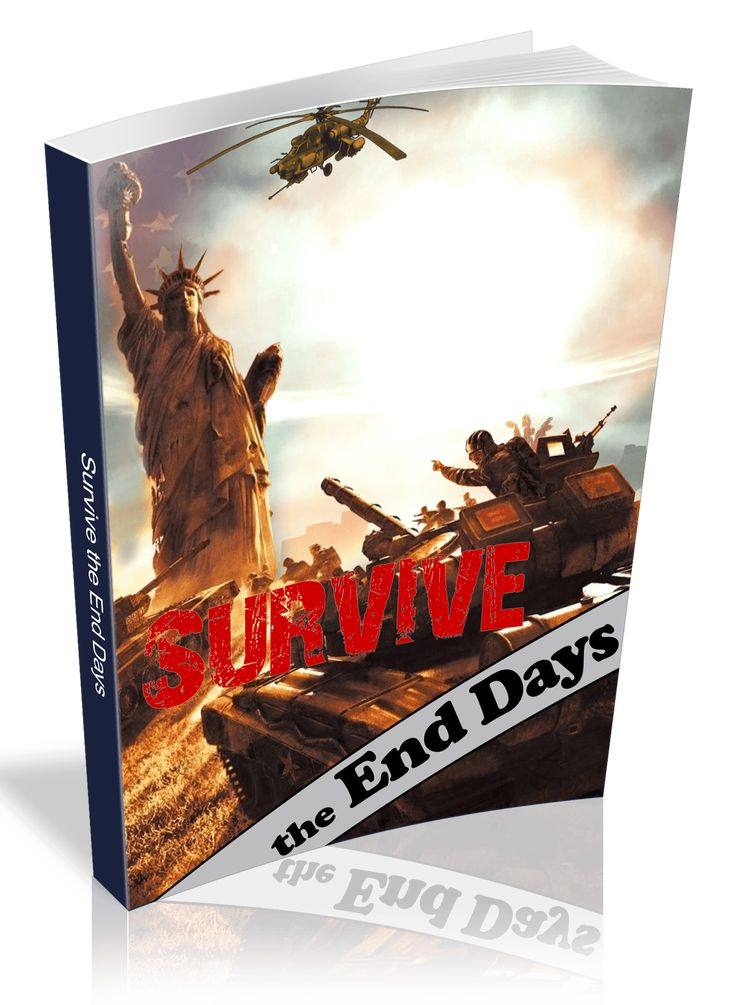Survive the end days pdf book
