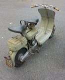 Vintage Italian Scooter Lambretta - Download From Over 64 Million High Quality Stock Photos, Images, Vectors. Sign up for FREE today. Image: 35885453