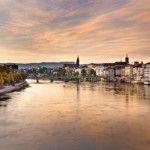 See Basel while swimming in the Rhine ·ETB Travel News Australia