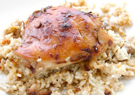 Love chicken and rice recipes!: Food Recipes, Ricebak Theinexperiencedchef, Rice Recipes, Dinners Recipes, Soups Recipes, Chicken Ricebak, Chicken Rice Bake, Chicken Pots Pies, Chicken Rice Baking