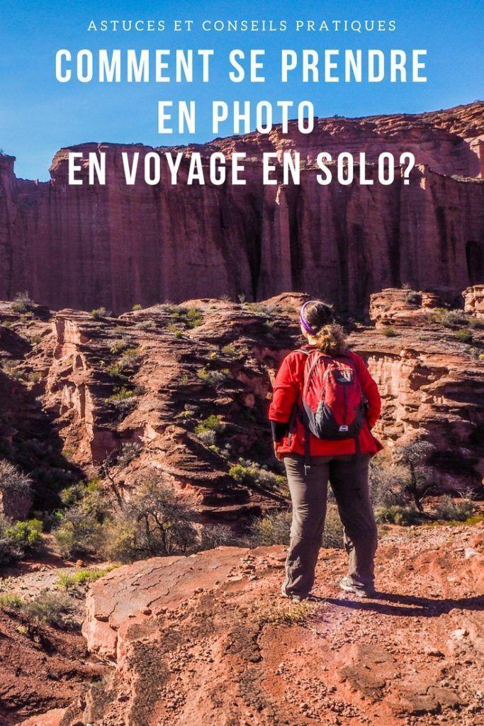 Se prendre en photograph en voyage en solo: 14 astuces et conseils pratiques