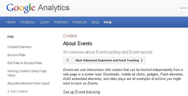 Event Analytics