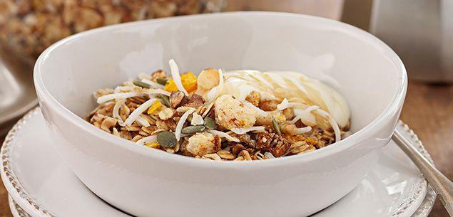 Tropical toasted muesli recipe - nzww