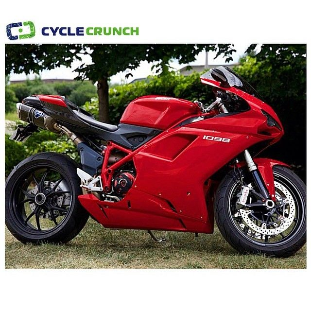 This beautiful, red 2008 #Ducati #1098 is FOR SALE in Waukesha, Wisconsin. Financing options are available, & it comes with a 6 month nationwide warranty. You can check out the full listing details, more photos, & seller's contact info at => www.CycleCrunch.com/387510. - #ducati1098 #sportbike #motogp #motorcycle #crotchrocket #cyclecrunch