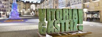 Escultura vegetal Green Capital