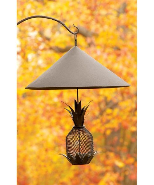Achla Designs Hanging Squirrel Baffle - With the Hanging Squirrel Baffle , you can protect the birdseeds in the feeder from squirrels and raccoons. This baffle will also be of great help...