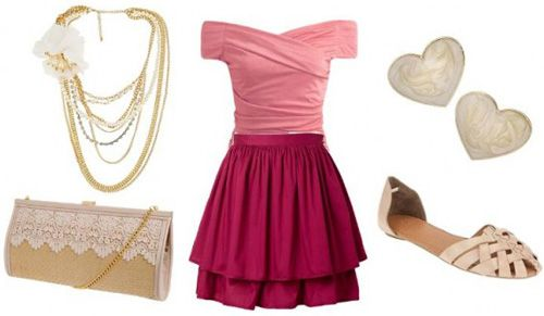 Princess Aurora inspired outfit from Disney Sleeping Beauty
