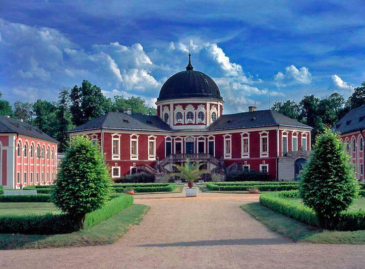 Veltrusy - Česká republika