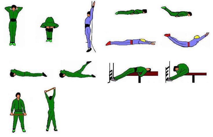 Boy uzatma egzersizleri hareketleri nelerdir