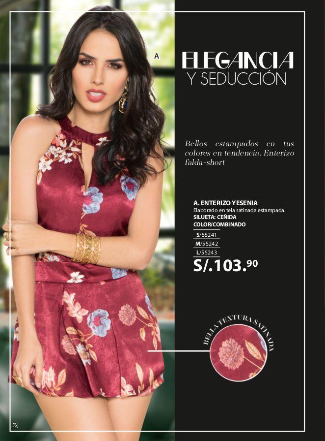 Catalogo Nivi Peru C10 Catalogo Nivi Peru C10 Faldas Falda Short Elegante