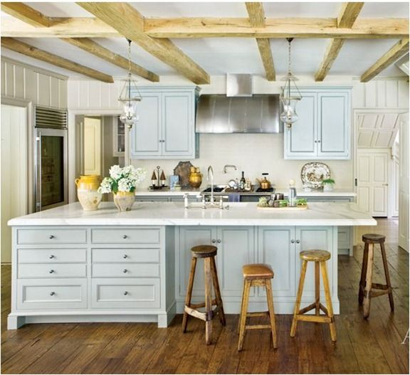 100 Best Exposed Beams Images On Pinterest