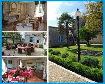 Restaurant le presbytère à Epargnes en Charente Maritime 17 - Restaurant le presbytère à Epargnes Charente-Maritime 17