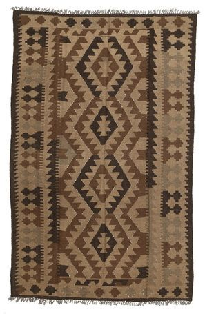 Kelim Afghan Old style-matto 156x244