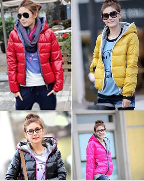 Women's New Fashion Long-Sleeve Winter Warm Hoodie Zip Up Jacket Coat Outwear   eBay