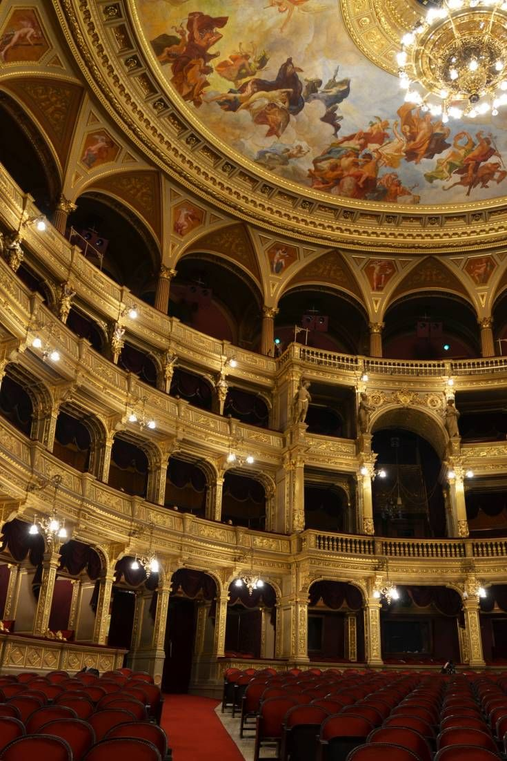 From Romantic to Neo-baroque, Eclectic to Art Nouveau, Modern and Contemporary, Budapest has a theater to represent every period and style on screen, or in print.