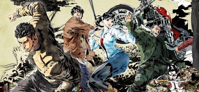 Рецензии > GTA про Японию. Обзор Yakuza 5 - обзор игры для PS3