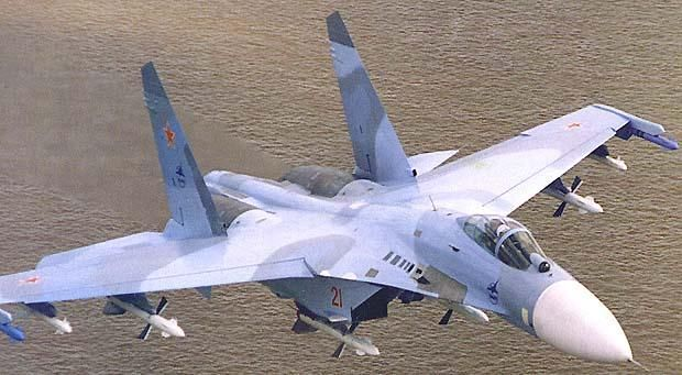 Su-27 Flanker Front-Line Fighter Aircraft - Airforce Technology