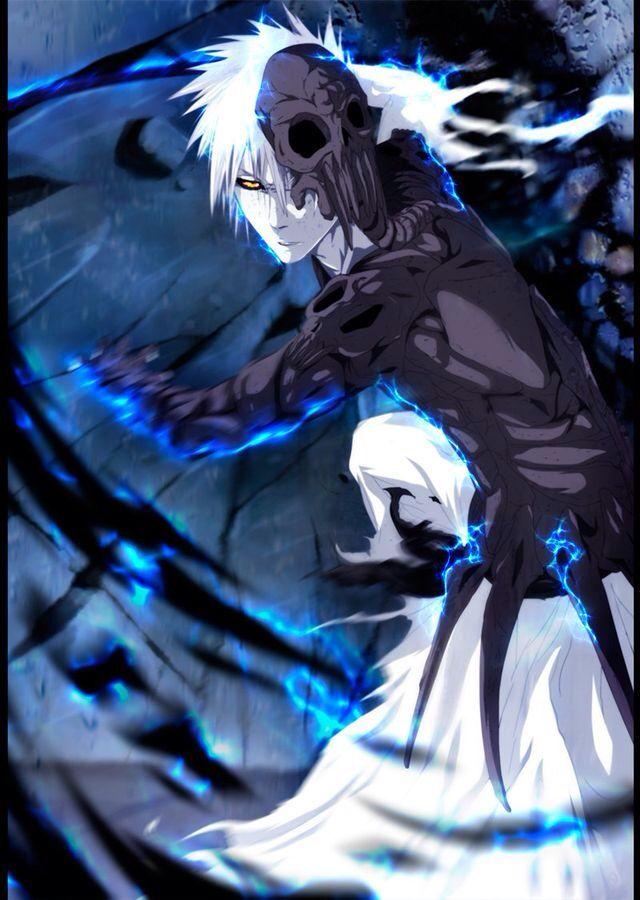 Hichigo.The King of the Hell.