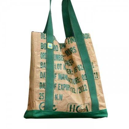 Borsa Coconut Tote Bag Wren
