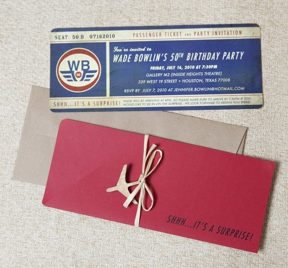 41 best American Airlines images on Pinterest Flight attendant - airline ticket invitation